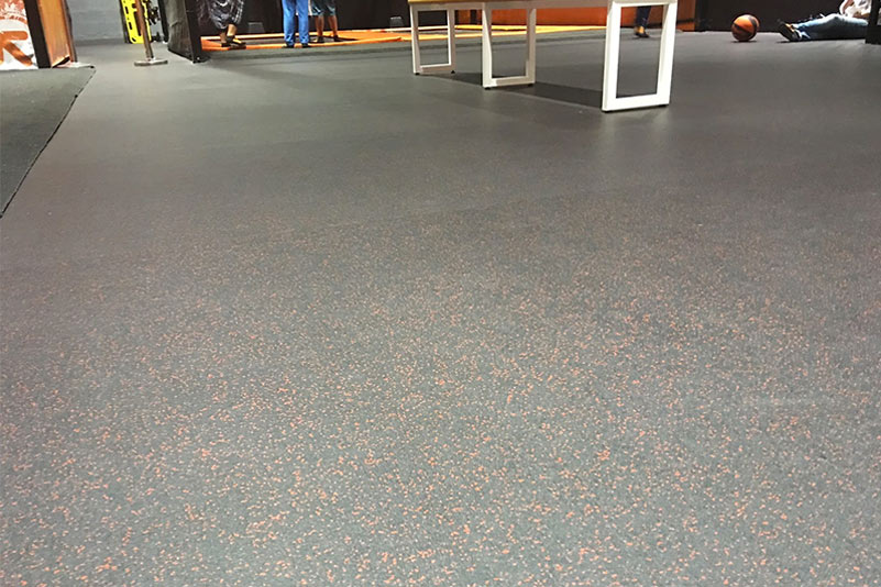 Vinyl Sport Flooring -2