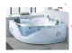 Modern style corner triangular large portable bathtub