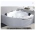 1.4 meter triangle shaped two people low price bathtub