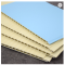 Fasion Style WPC Wall Cladding Inside Decorative PVC Wall Panel For Hungary