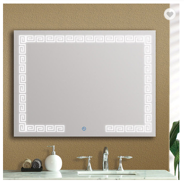Saudi arabia hotsale LED mirror touch screen