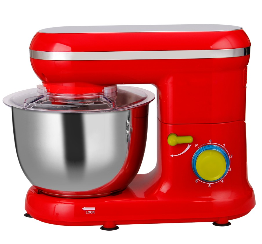 Sanlida Stand Mixer1300W Powerful Kitchen Use Machine Robot Cuisine Cooks mixers Chef Knead Dough Foodmixer