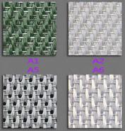 Better flooring tiles PVC material woven textured vinyl flooring