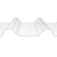 Polycarbonate corrugated sheet 1mm