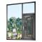 wind resistant woodproof aluminum storm window