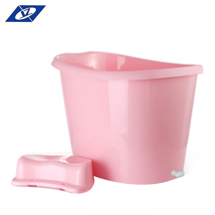 Add to CompareShare Guaranteed Quality Foldable Portable Plastic movable portable Cheap bathtub For Adults