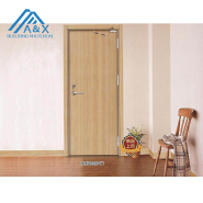 Germany European style Wood Fire Rated Door