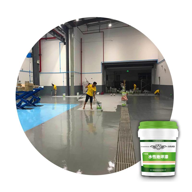 High Hardness Non-slip Transparent 3d Epoxy Floor Paint Price