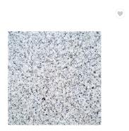 white granite slab and tiles