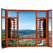 better bay window energy saving cheap aluminum round modern window grill design
