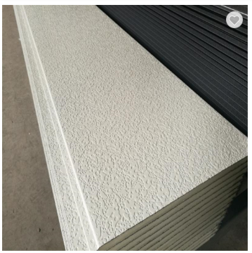 High Quality Polyurethane External Insulation Board Sandwich Metal Carved Wall Panel