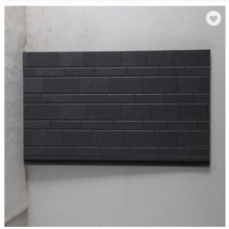Hot New Products Wall Modern Design Brick Stone External Wall Panel
