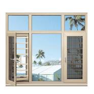 thermal break aluminum alloy window manufacturers/aluminum thermal break windows