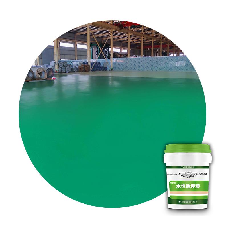 Antistatic Corrosion Resistant Waterproof Epoxy Concrete Floor Tile Paint Price