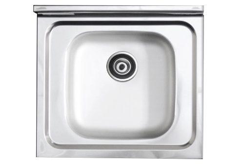 Lay-on single sink SS600