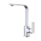 TB407 Tengbo long neck deck mounted brass kitchen faucet mixer