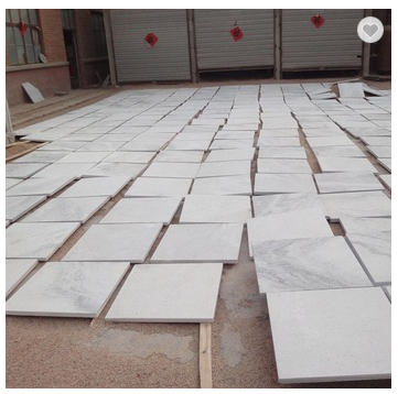 granite slabs and pavement