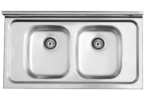 Lay-on/double sink SD1000