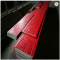High Quality Red Color Energy Saving Exterior Decorative Wall Panel Insulated Board