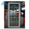 UPVC French Door with Grilled