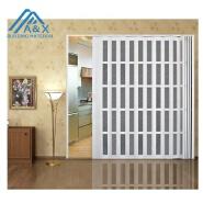 European style PVC interior folding Door