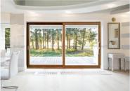 Aluminum Glass Sliding Door Systems