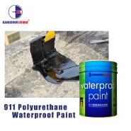 911 Polyurethane Rubberized Bitumen Roof pu waterproof coating