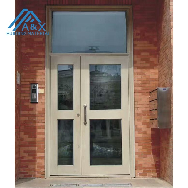 Wonderful apartment glass door/entrance door for building