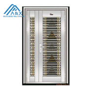 Shanghai A&X Building Material Co Ltd Stainless Steel Doors