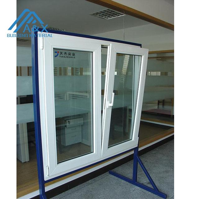 UPVC double Tilt&turn Window