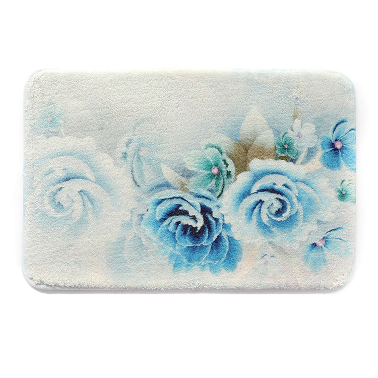 (CHAKME) Custom size new design polyester water resistant entrance doormats