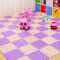 Factory supply hot sale soft foam kids play floor mats,puzzle pads for floor