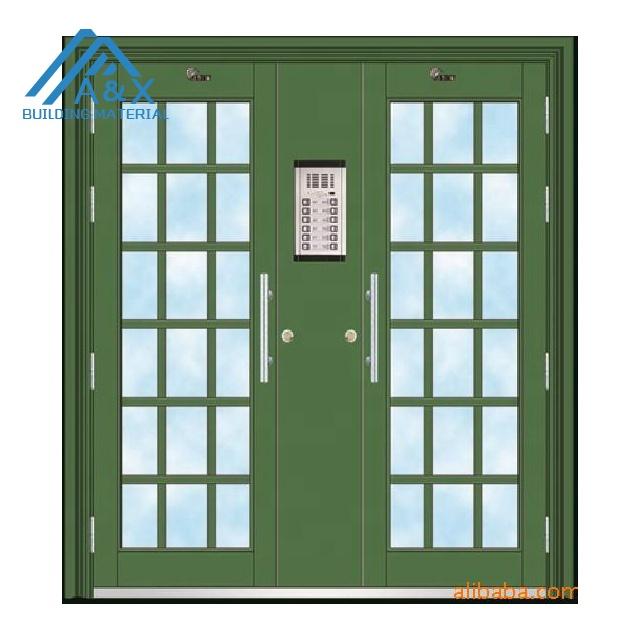 Good Design Stainless Steel Door