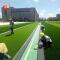 sports flooring underlay 8mm xpe artificial grass shock pad