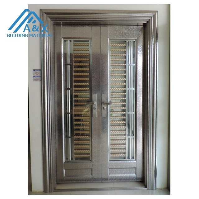 Modern style interior armor stainless steel door price/Best Design