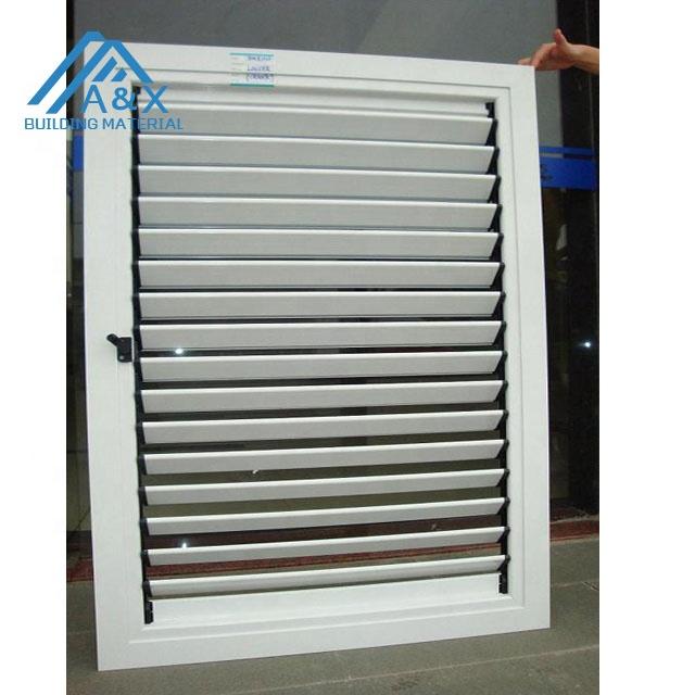 Adjustablw Aluminium fixed shutter