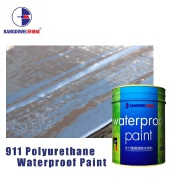 Environment Friendly Water based Liquid Polyurethane Waterproof Coating for roof floor wall pond etc.