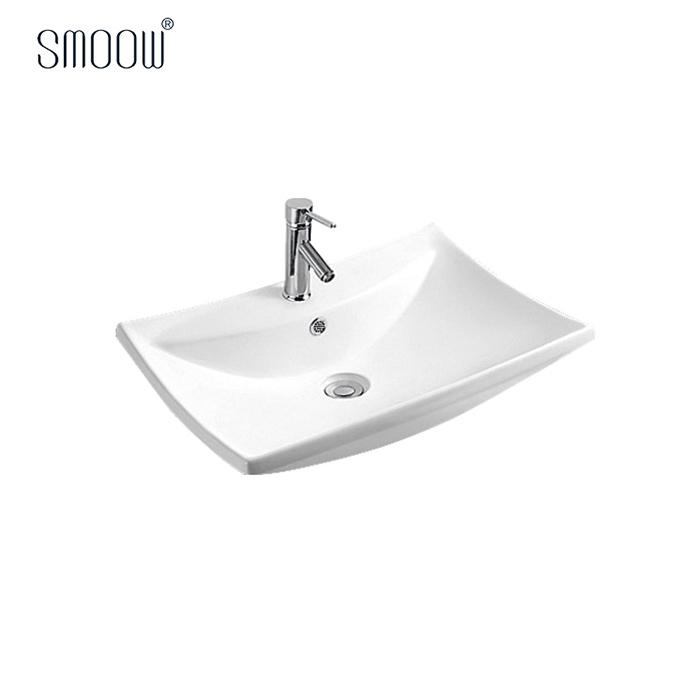 New online shopping items ceramic bathroom art hand wash basin custom sizes