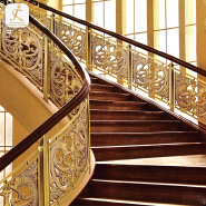 Modern Residential Indoor Metal Stair Handrail Kits For Sale Stainless Steel Stair Balustrade And Balustrades
