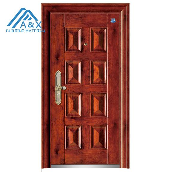 Good quality mall Steel Security metal doors