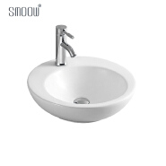 New announcement bathroom round art wash basin designs for dining room