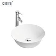 Italian classic style bathroom round art wash basin for export
