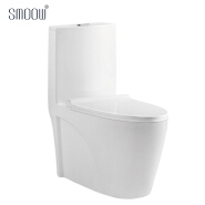 Chaozhou manufacturer sanitaryware rimless siphonic toilet bowl with CE SASO certificate