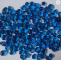 color glass beads for decoration swimming pool aquarium