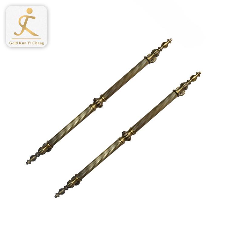 germany golden door pull handle for commercial swing door handle inox vintage antique heavy duty main wood door handle