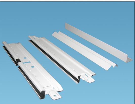 light steel frame galvanized machine t grid ceiling suspension system