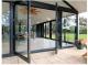 Exterior Thermal Break Aluminium Swing Glass Doors