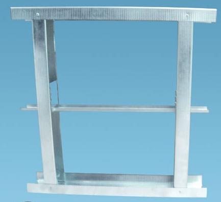 OEM/ ODM ceiling light steel frame for steel building in shenzhen