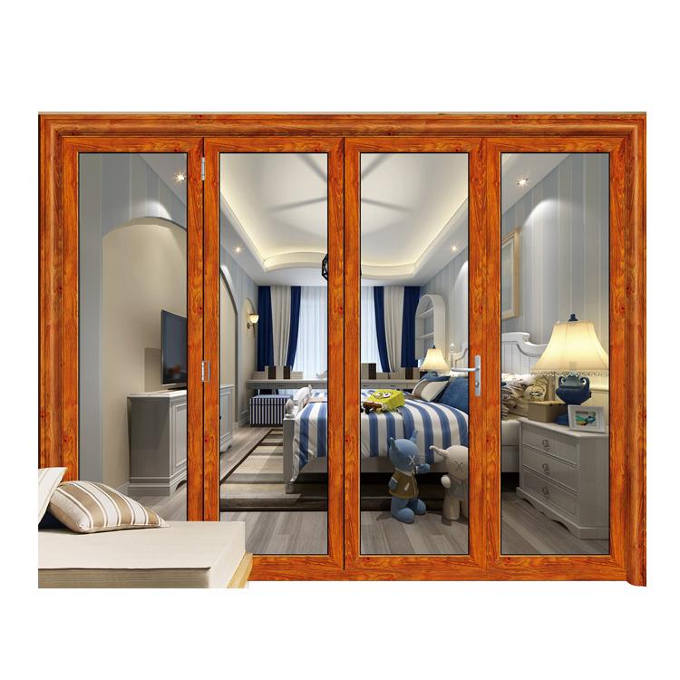 aluminum sliding&folding door strip on commercial aluminum exterior fold door