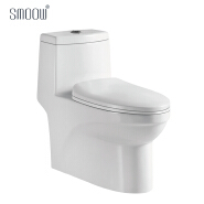 Factory supply s-trap ceramic siphonic one piece toilet bowl with cheap price
